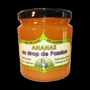 produits-artisanaux-mijote-de-fruits-ananas-passion-les-delices-de-sandra-perigord