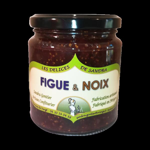 produits-artisanaux-mijote-de-fruits-figue-noix-les-delices-de-sandra-perigord