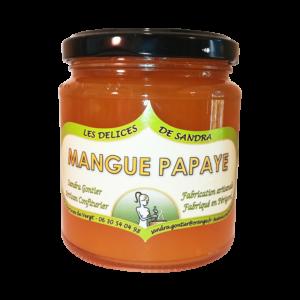 produits-artisanaux-mijote-de-fruits-mangue-papaye-les-delices-de-sandra-perigord