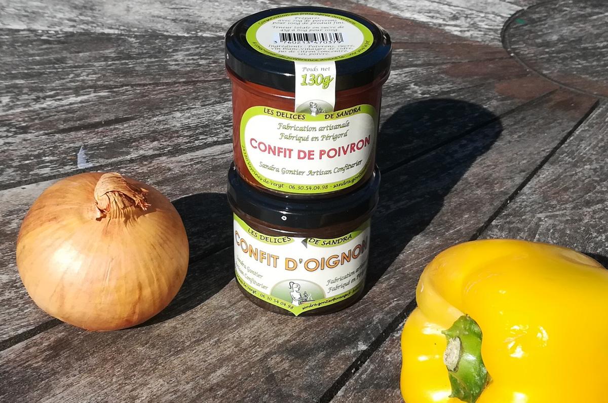 produits-artisanaux-mijotes-de-fruits-confit-de-poivron-oignon-les-delices-de-sandra-perigord